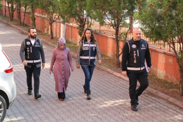 Erzurum'da yakalandı, Karabük'te tutuklandı
