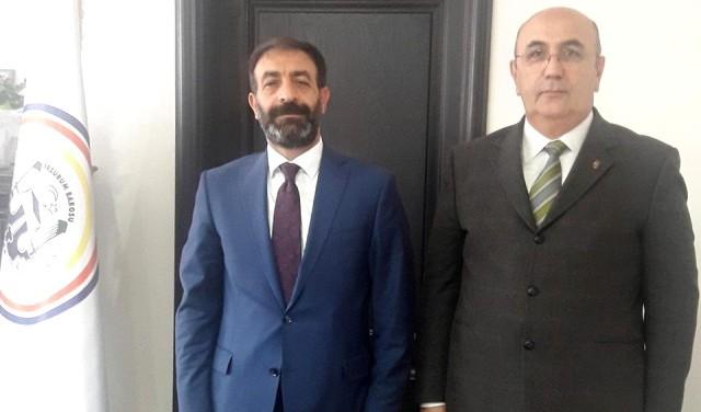 TSK Mehmetçik Vakfı'ndan Baro'ya Ziyaret