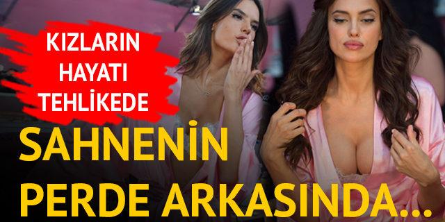 Victoria's Secret'a şok suçlama!