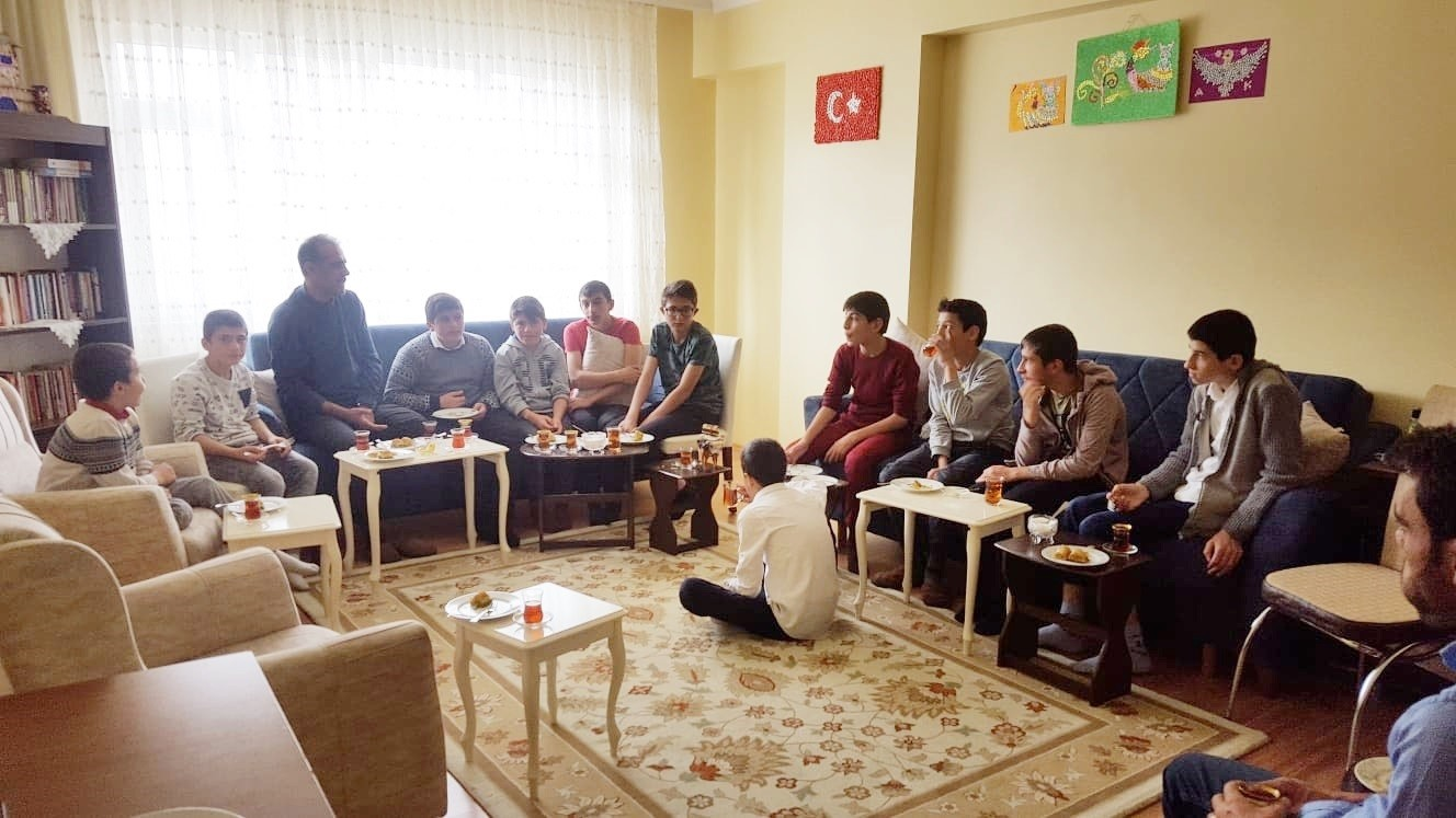 Erzurum'da 'Nesiller Buluşuyor' projesi