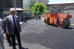 Belediyelerden asfalt atağı