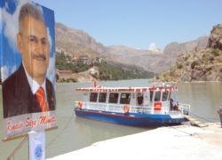 O Erzincan'dan kopamıyor!