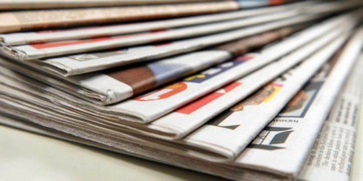 Vatan gazetesi yayın hayatına bu manşetle son verdi