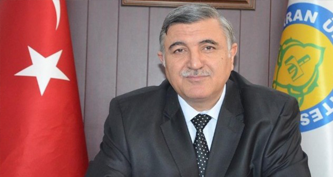 Harran Üniversitesi Rektörü istifa etti!