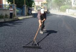 Şükrü Paşa ve Sanayiye asfalt!