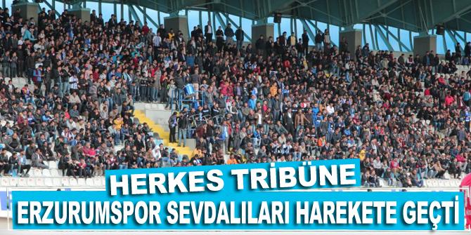 Erzurumspor Sevdalıları harekete geçti