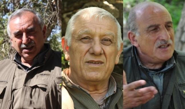 Karayılan, Bayık ve Kalkan terörist başı Öcalan gibi Türkiye'ye getirilir mi?