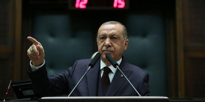 Cumhurbaşkanı Erdoğan'dan Merkez Bankası'na eleştiri