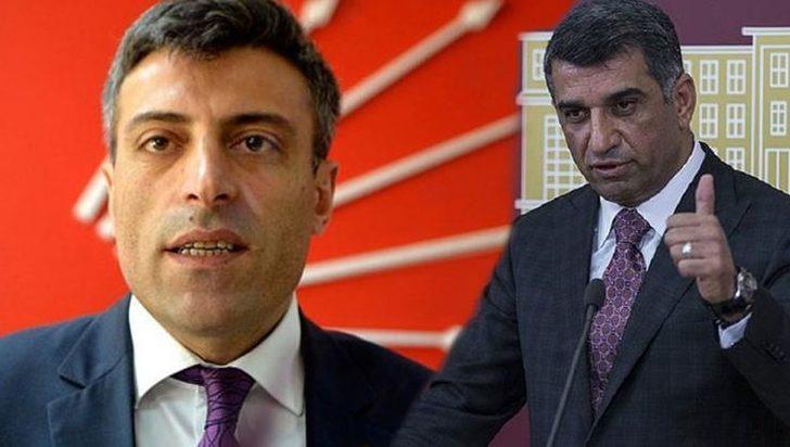 Son dakika! CHP iki milletvekilini disipline sevk etti