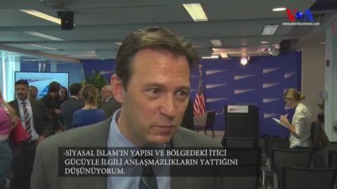 ABD'li uzmandan önemli yorum: Türkiye güvenilir yaklaşım sergilemiyor