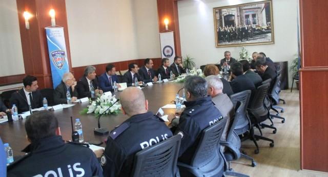 Kent Güvenlik Danışma Kurulu Toplantısı Düzenlendi