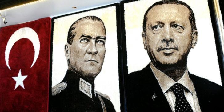 AK Parti'yle ilgili flaş Atatürk iddiası