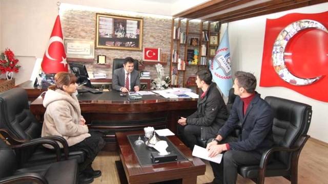 Erzurum İl Öğrenci Meclisi Başkanlığı Seçimi Demokrasi Şölenine Dönüştü