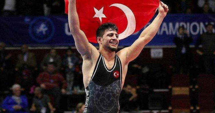 Cengiz Arslan, Dünya Şampiyonu oldu!