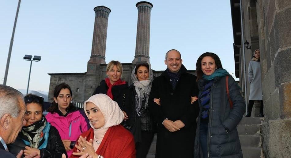 Erzurum'un kültür elçisi