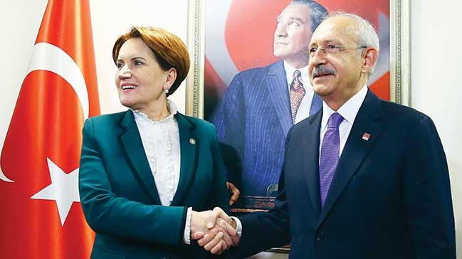 İP'le açık, HDP'yle gizli ittifak