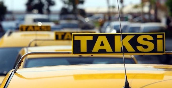 Taksi sürücülerine 'mesafe' cezası