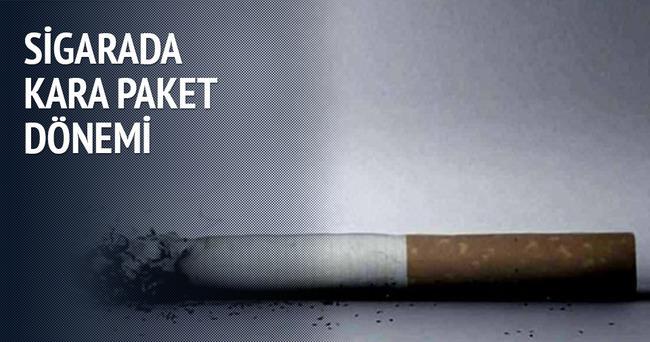 Sigara Satışında 'Düz Paket' Dönemi! Teklif Meclis'ten Geçti