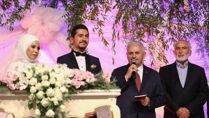 TBMM Başkanı Binali Yıldırım mutlu evliliğin sırrını verdi