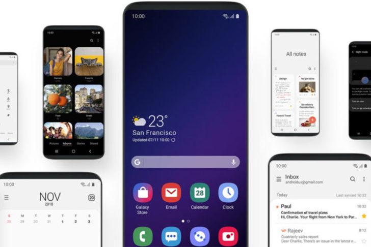 Galaxy S9 için Android 9.0 Pie beta çıktı!
