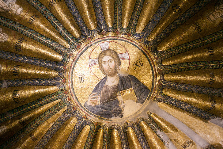 Kilise duvarında inanılmaz keşif!