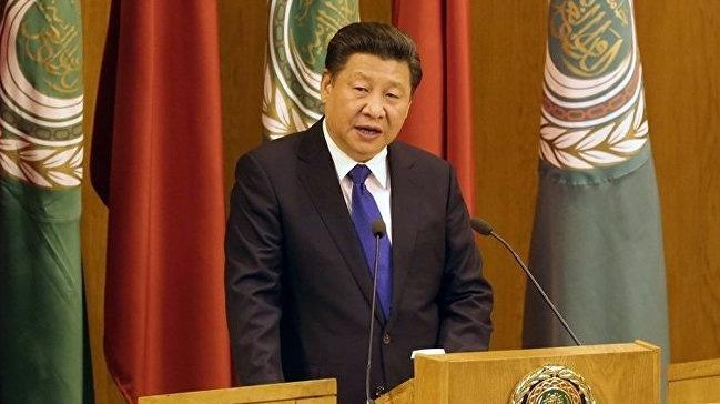 Çin Devlet Başkanı Şi Filipinler'de