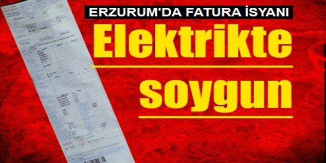 Erzurum'da Son Faturalar Esnafın Canını Yaktı