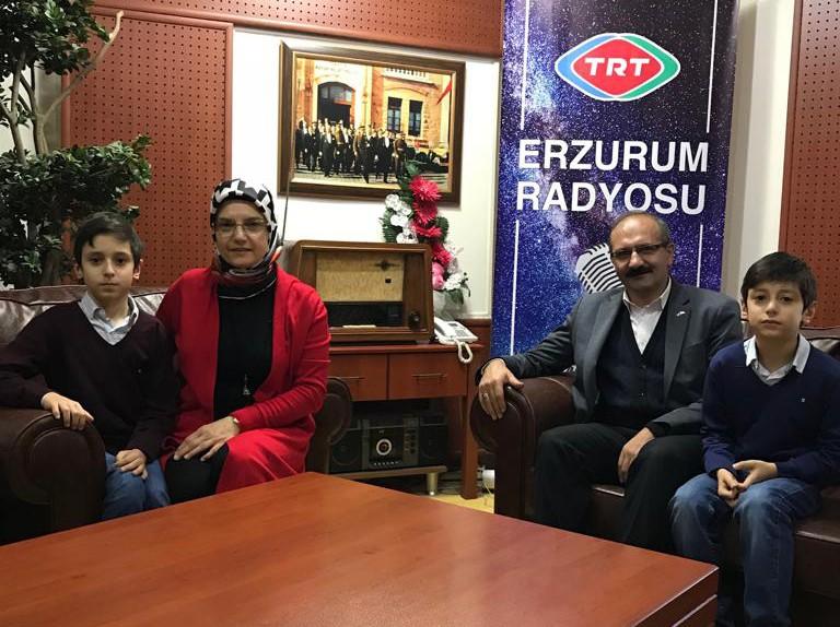 Türkçemize TRT'de de sahip çıktılar