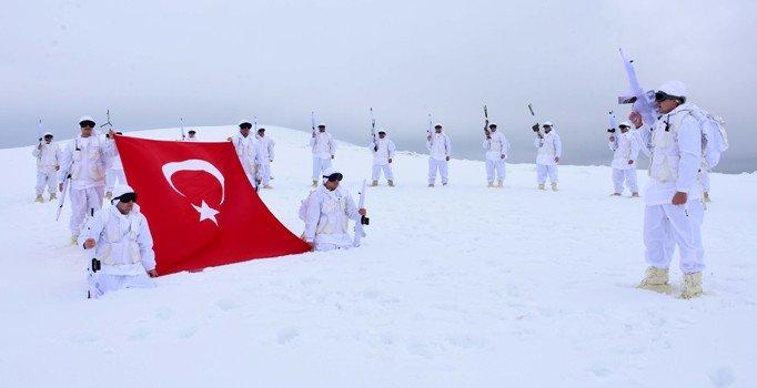 PKK'nın korkulu rüyası Alparslanlar ve Kılıçlar