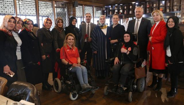 Büyükşehir'den Dünya Engelliler Günü'nde Anlamlı Program