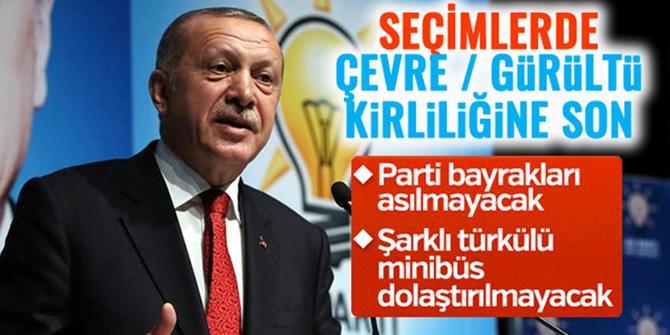Erdoğan açıkladı: Tarih oluyor!