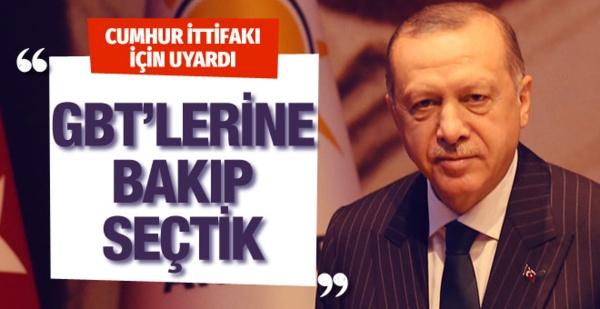 AK Parti belediye başkan adaylarının GBT'sine bile bakıyor
