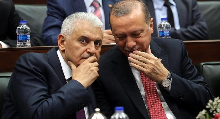 AK Parti'de istifalar başladı iddiası!