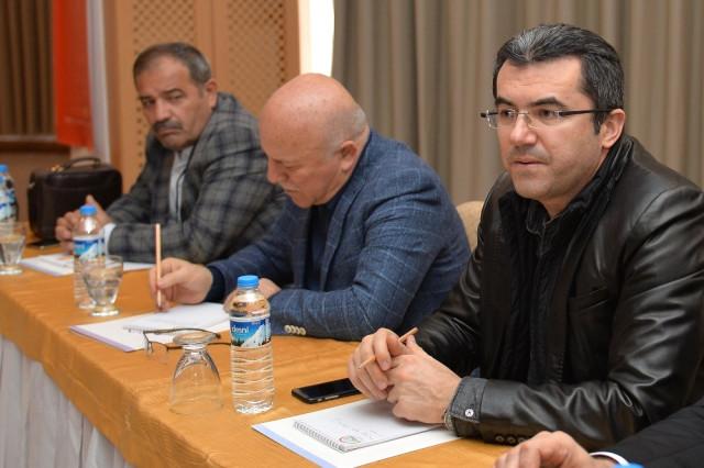 """Vali Memiş: """"Hedefimiz Türkiye'de Bir Numara Olmak"""""""