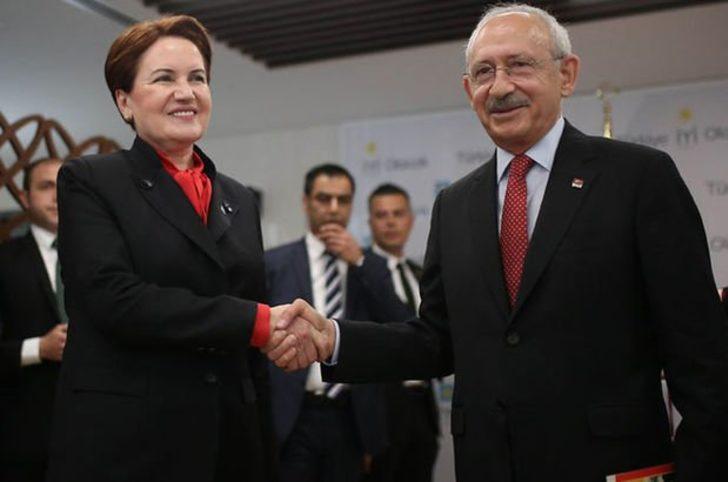 CHP ve İYİ Parti'den Ankara zirvesi