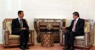 Şam'da kritik görüşme!...