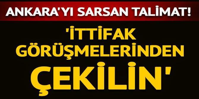 CHP-İYİ Parti ittifakında kritik gün!