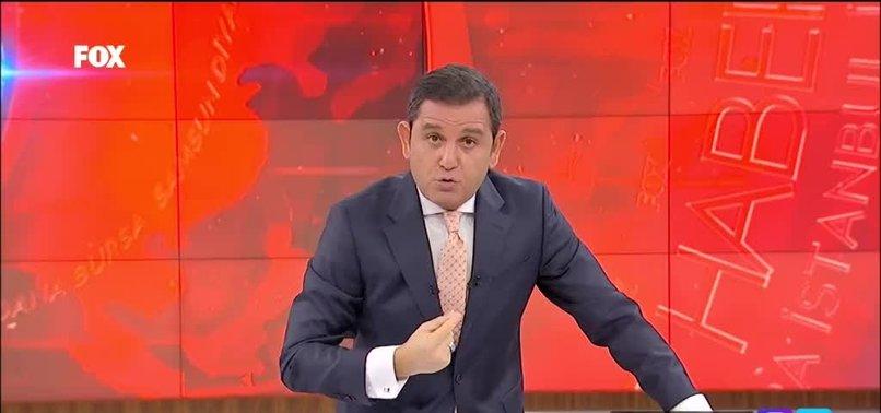 Fatih Portakal'a büyük şok