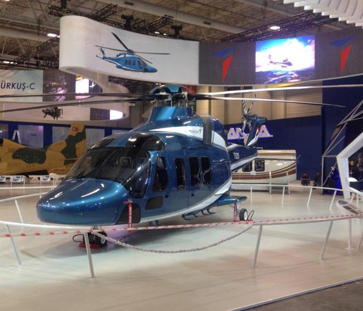 Yerli helikopterin adı belli oldu: Gökbey! İşte özellikleri