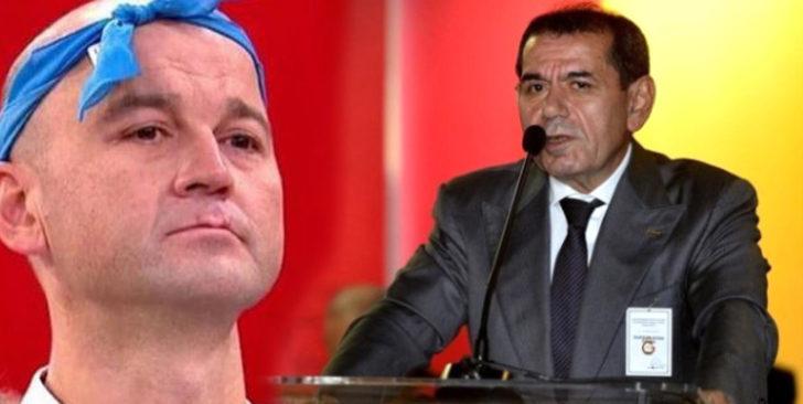 Dursun Özbek, Masterchef Murat'ı mı transfer etti!
