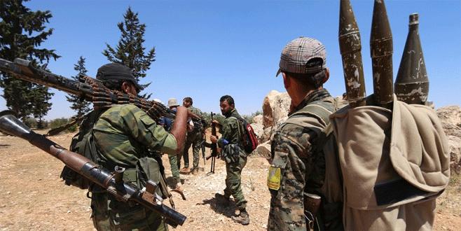 Pentagon: Suriye'de tek taraflı bir askeri harekat kabul edilemez