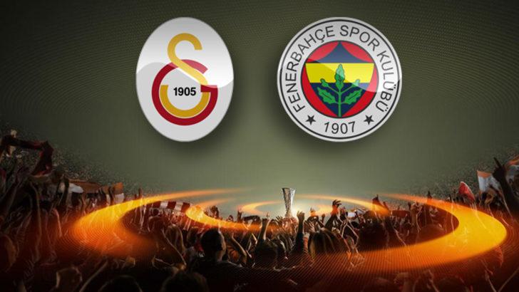 Galatasaray ve Fenerbahçe'nin UEFA Avrupa Ligi'ndeki rakipleri belli oluyor