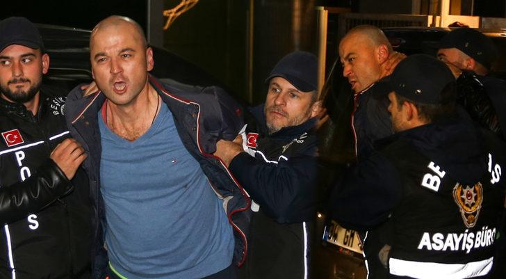Murat Özdemir papağana işkence videosu sonrası böyle gözaltına alındı!