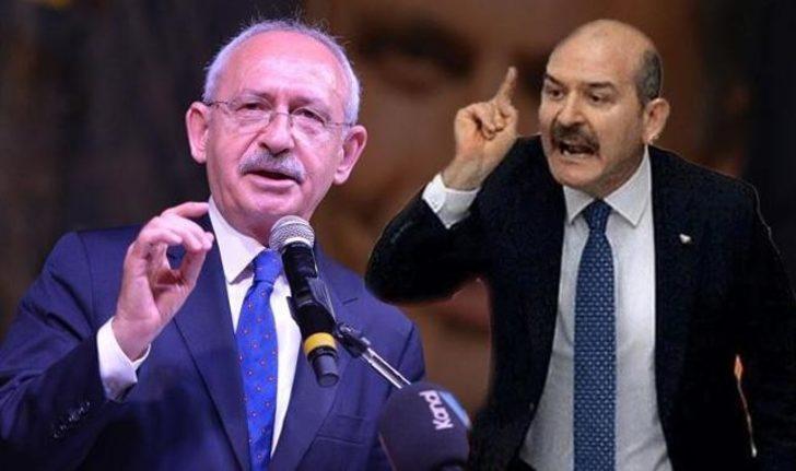 Süleyman Soylu'ya para cezası