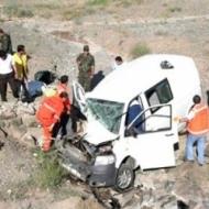 Erzincan'da kaza: 1 ölü, 3 yaralı
