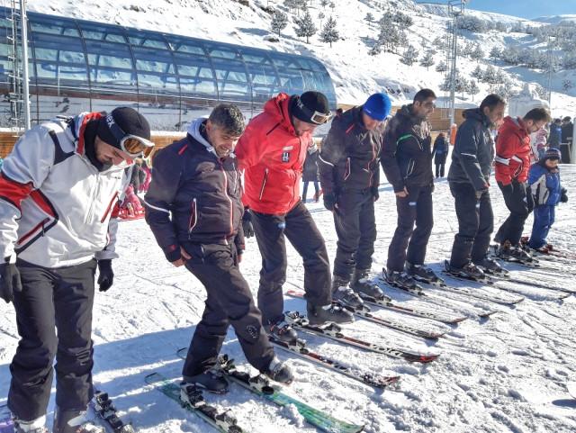 Kayak Bilmeyen Gazeteci Kalmasın