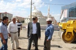 Palandöken Belediyesi Osman Gazi'de