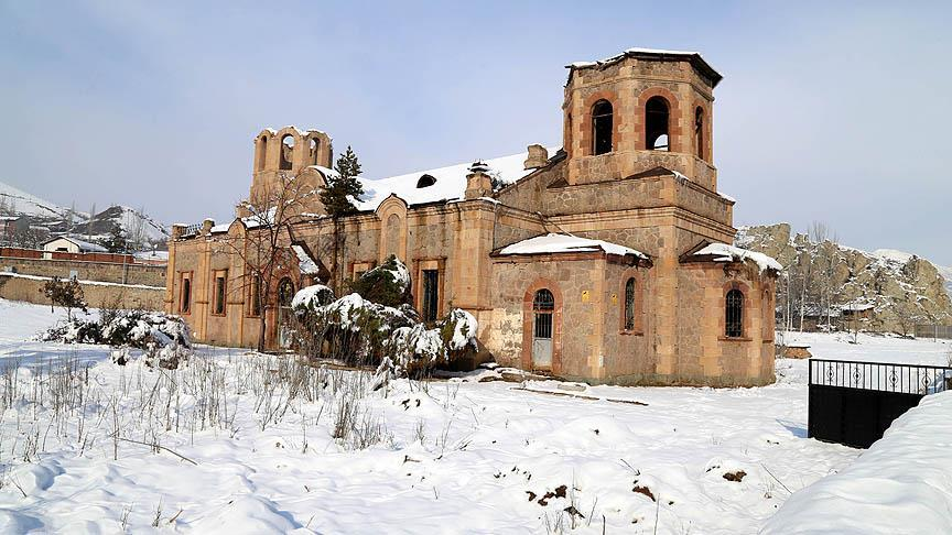 Tarihi Oltu Rus Kilisesi restore edilecek