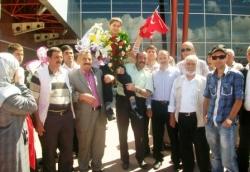 Dünya ikincimiz Erzurum'da