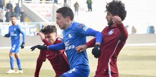 Erzurumspor: 3 - 1461 Trabzon: 0